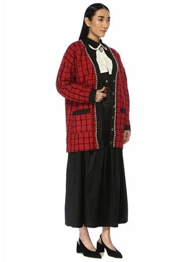 Sister Jane Hırka Kırmızı